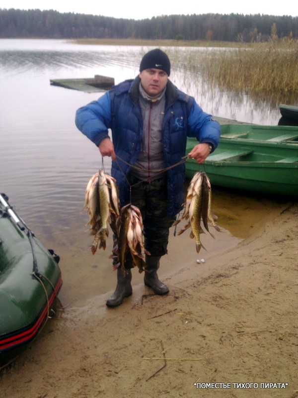 время рыбалки на селигере