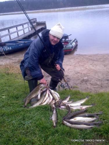 рыбалка на селигере домики снять